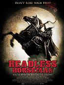 affiche sortie dvd headless horseman