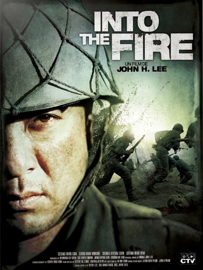 sortie dvd Into the fire