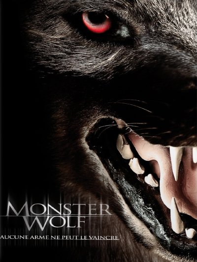 sortie vod, dvd Monsterwolf