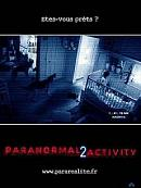 affiche sortie dvd paranormal activity 2