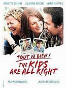 affiche sortie dvd Tout va bien ! The kids are all right