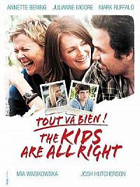 sortie dvd tout va bien ! the kids are all right