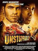 affiche sortie dvd Unstoppable