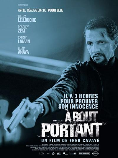 sortie vod, dvd et blu-ray A bout portant