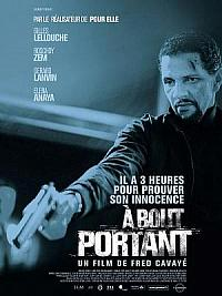 sortie dvd a bout portant