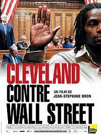 affiche sortie dvd cleveland contre wall street