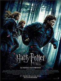sortie dvd harry potter et les reliques de la mort - 1ere partie