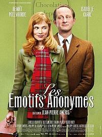 sortie dvd les emotifs anonymes