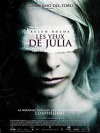 sortie dvd les yeux de julia