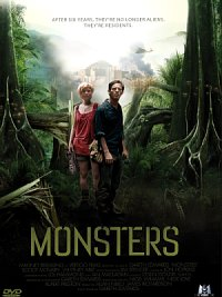 sortie dvd monsters