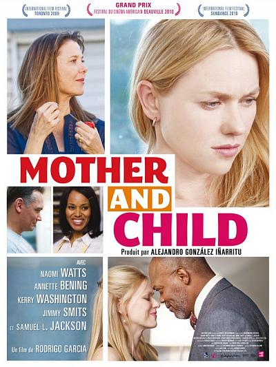 sortie vod, dvd et blu-ray Mother and Child