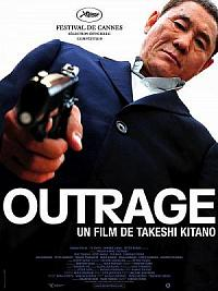 sortie dvd outrage