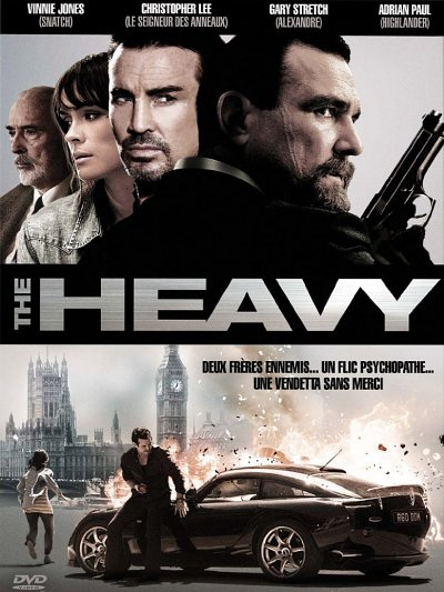 The Heavy affiche