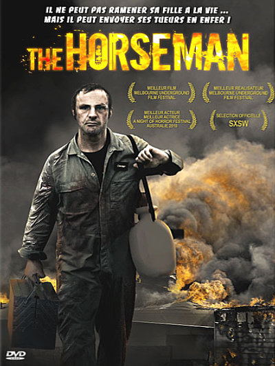 sortie vod, dvd The Horseman