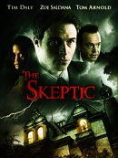 affiche sortie dvd the skeptic