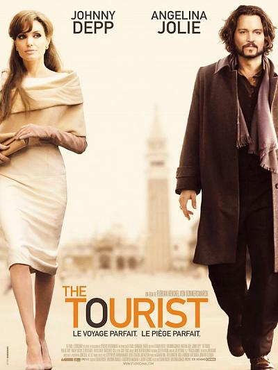 sortie vod, dvd et blu-ray The Tourist