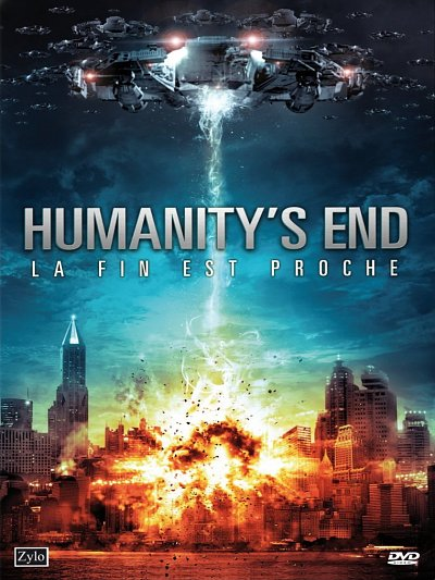 sortie vod, dvd et blu-ray Humanity's end
