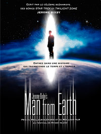affiche sortie dvd man from earth