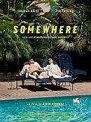 affiche sortie dvd Somewhere