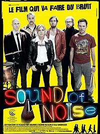 sortie dvd sound of noise