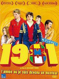 sortie dvd 1981