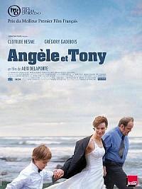 sortie dvd angele et tony