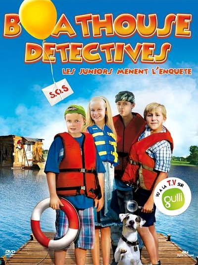sortie vod, dvd et blu-ray Boathouse Detectives