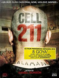 sortie dvd cellule 211