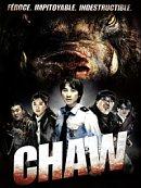 affiche sortie dvd chaw