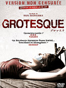 affiche sortie dvd grotesque