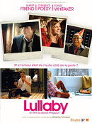affiche sortie dvd lullaby