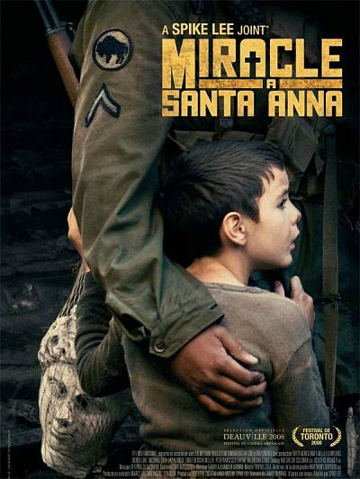 sortie vod, dvd et blu-ray Miracle à Santa-Anna