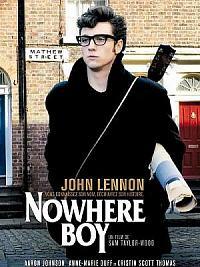 sortie dvd nowhere boy
