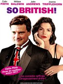 affiche sortie dvd So british !