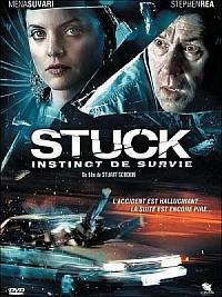 sortie dvd stuck - instinct de survie