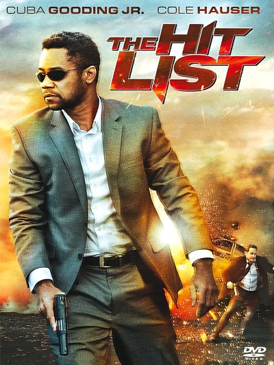 sortie vod, dvd The Hit List