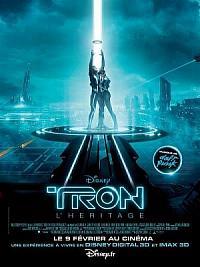 sortie dvd tron - l'heritage