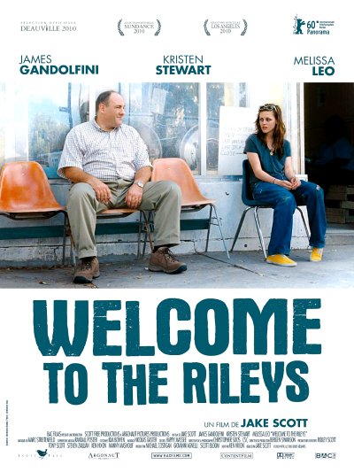 sortie vod, dvd Welcome to the Rileys
