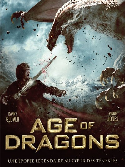 sortie vod, dvd et blu-ray Age of Dragons