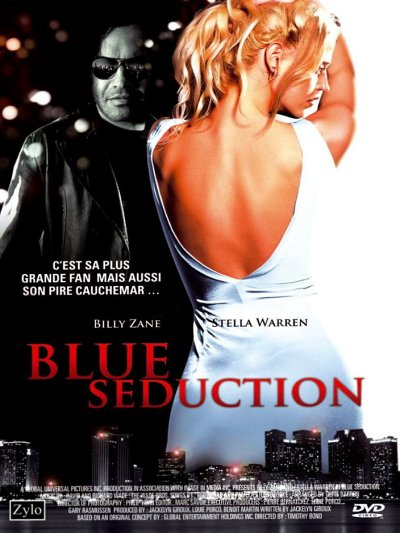 sortie dvd Blue Seduction