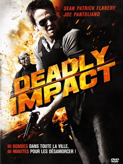 sortie vod, dvd Deadly Impact