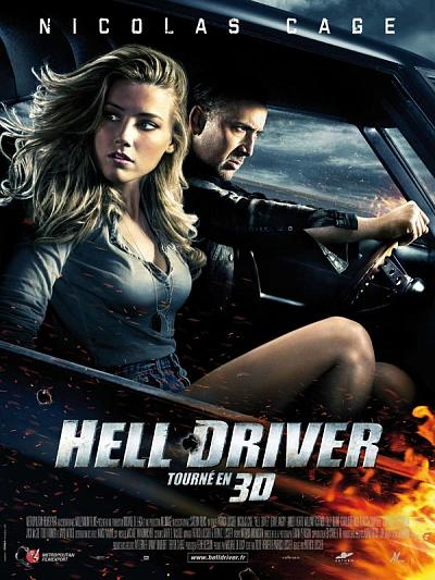 sortie vod, dvd et blu-ray Hell Driver