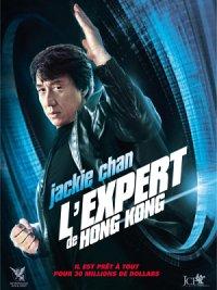 sortie dvd l'expert de hong kong