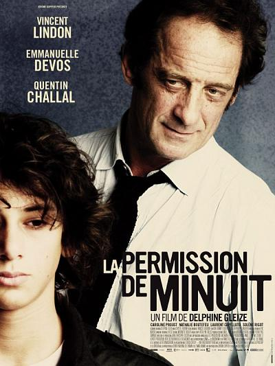 sortie vod, dvd La Permission de minuit