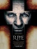 affiche sortie dvd le rite
