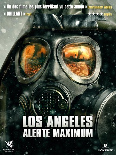 sortie vod, dvd et blu-ray Los Angeles - Alerte maximum