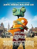 affiche sortie dvd Rango