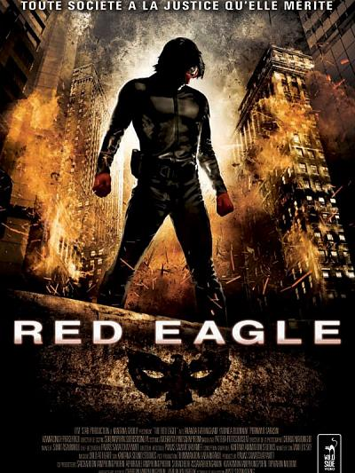 sortie vod, dvd et blu-ray Red Eagle