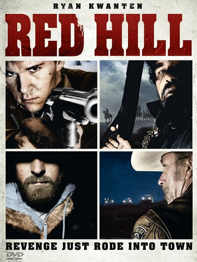 sortie dvd et blu-ray Red Hill