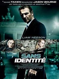sortie dvd sans identite